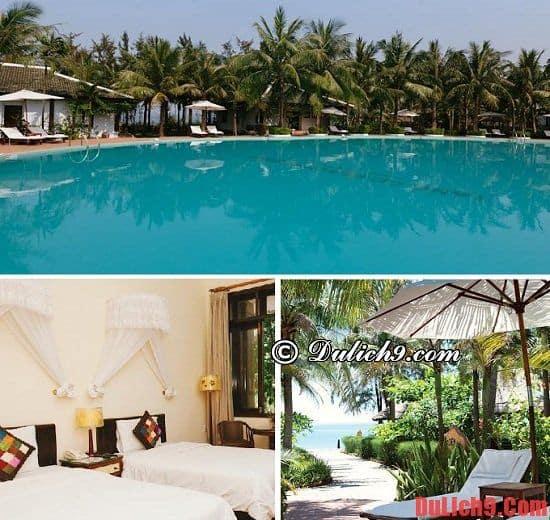 Resort giá rẻ ở biển Lăng Cô. Nên ở resort nào ven biển Lăng Cô? Resort cao cấp ven biển Lăng Cô