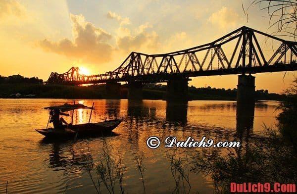 Địa điểm chụp ảnh đẹp ở Hà Nội ngày cuối tuần