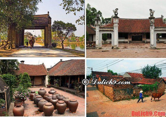 Địa điểm du lịch không nên bỏ qua gần Hà Nội. Du lịch Hà Nội trong 1 ngày nên đi đâu chơi?