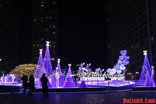 Điểm vui chơi rực rỡ nhất ở thủ đô Hà Nội