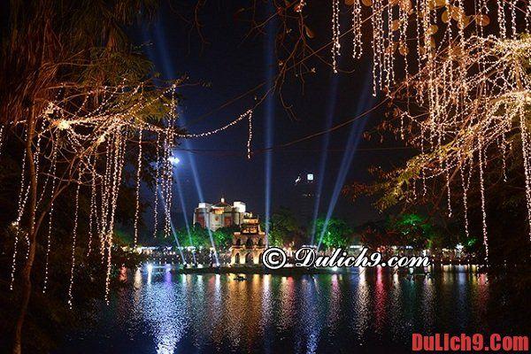 Địa điểm vui chơi và chụp ảnh đẹp nhất Hà Nội