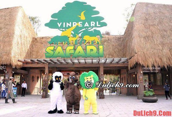 Khám phá, tham quan khu du lịch Vinpearl Safari Phú Quốc đợt Tết. Du lịch Vinpearl Safari Phú Quốc có gì chơi vui, hấp dẫn?