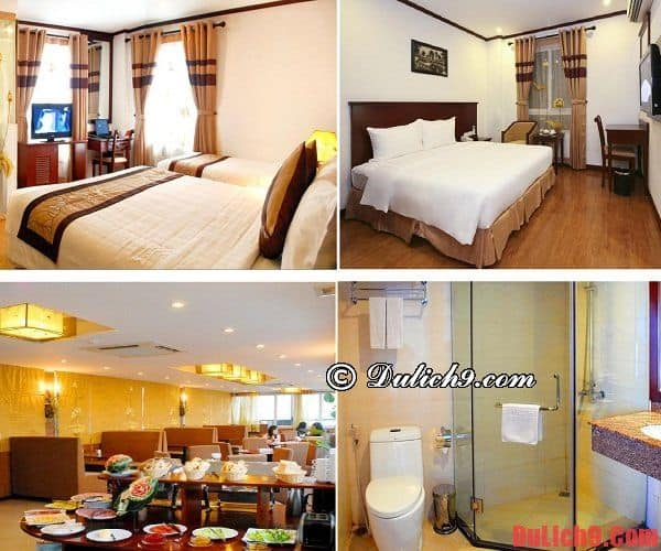 Khách sạn sạch đẹp, dịch vụ tốt, giao thông thuận tiện, giá tốt còn phòng dịp Tết 2016