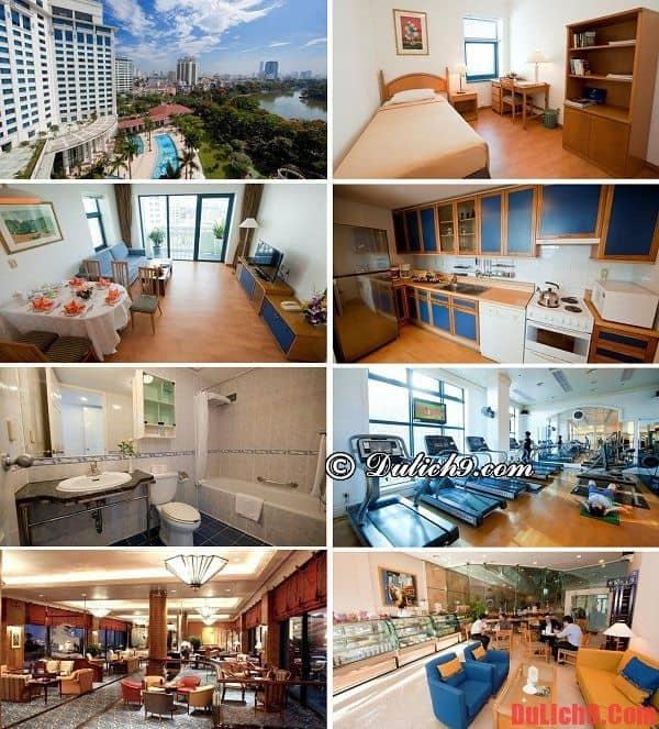 Khách sạn cao cấp, sang trọng nên ở khi du lịch Hà Nội dịp Tết 2016