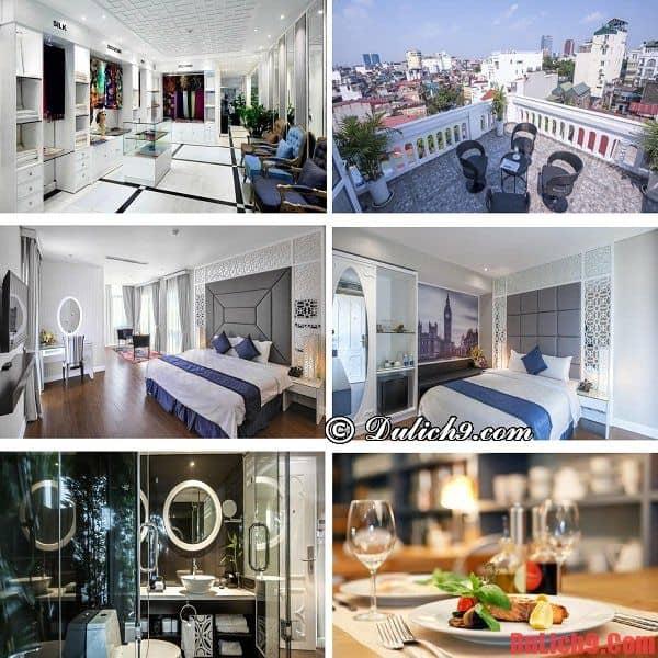 Khách sạn 3 sao chất lượng, đẹp, hiện đại, tốt nhất Hà Nội còn phòng dịp Tết 2016