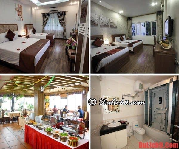 Một số khách sạn Hà Nội đẹp, tiện nghi, giá tốt, gần trung tâm còn phòng dịp Tết 2016