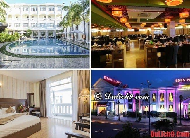 Khách sạn có vị trí đẹp gần sân bay Đà Nẵng