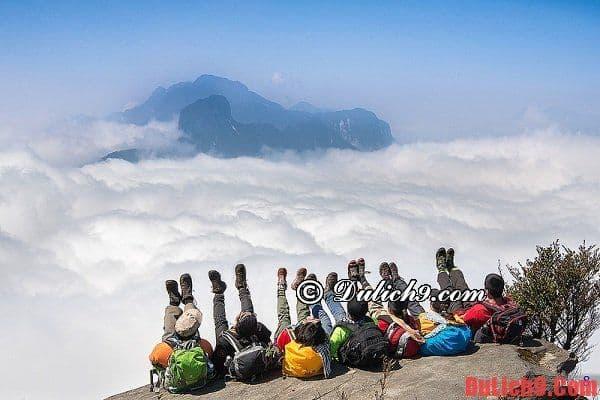 Tư vấn, hướng dẫn và kinh nghiệm du lịch trekking, phượt núi Lảo Thẩn, Lào Cai thuận lợi nhất