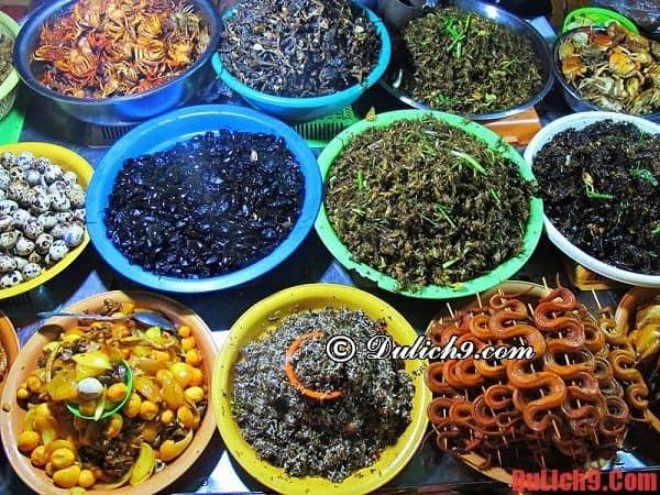 Những món ăn ngon nên thử khi du lịch Phnom Penh dịp Tết. Kinh nghiệm du lịch Phnom Penh dịp tết giá rẻ