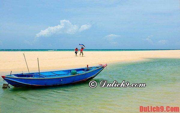 Phương tiện di chuyển tới đảo Phú Quý