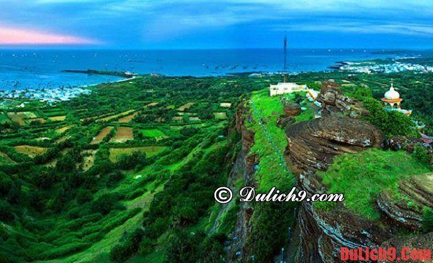 Địa điểm tham quan ở đảo Phú Quý - Kinh nghiệm du lịch đảo Phú Quý tự túc, giá rẻ