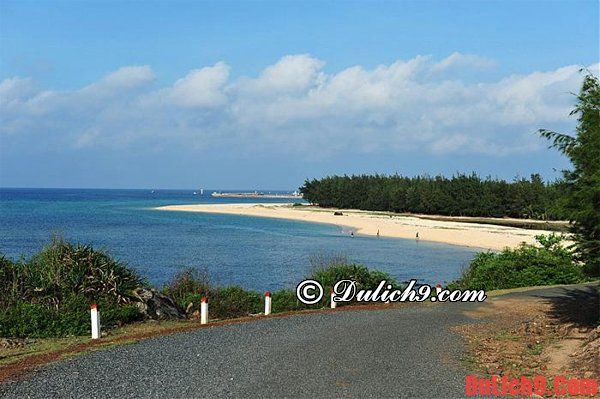 Nên đi đâu chơi khi du lịch đảo Phú Quý?