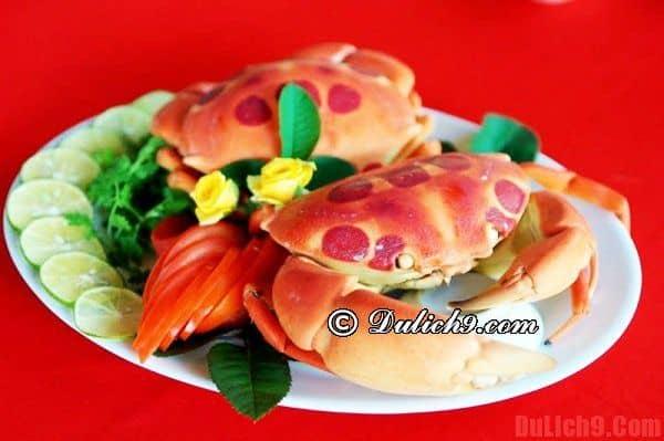 Ẩm thực ở đảo Phú Quý