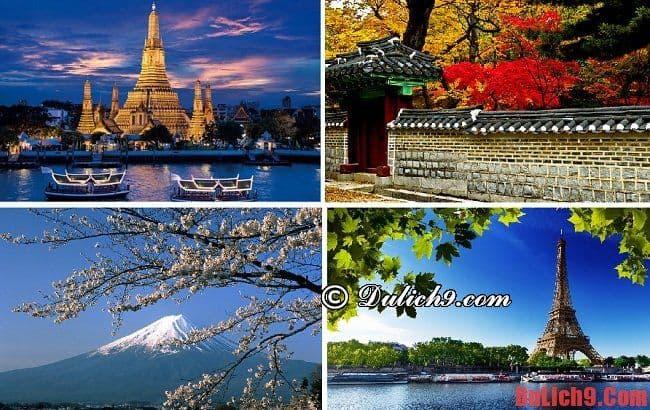 Địa điểm du lịch Tết hấp dẫn