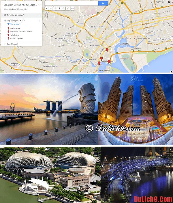 4 ngày du lịch Singapore Tết 2016: Lịch trình gợi ý, điểm đến và ăn uống