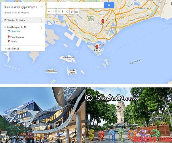 Du lịch Singapore 4 ngày nên đi đâu? Lịch trình gợi ý 4 ngày du lịch tự túc