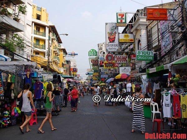 Lịch trình du lịch, khám phá Bangkok 4 ngày dịp Tết 2016