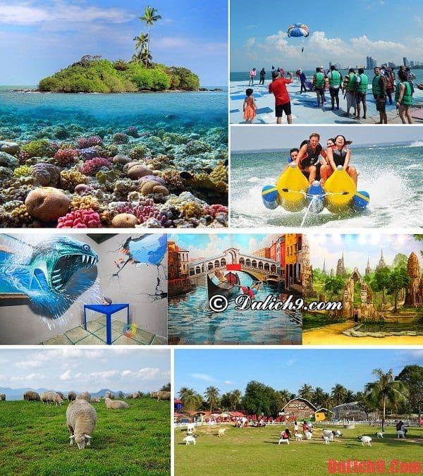 Lịch trình khám phá, du lịch Pattaya, Thái Lan dịp Tết 2016