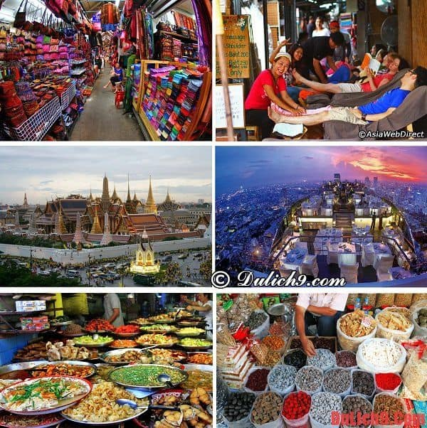 Khám phá Bangkok trong 1 ngày