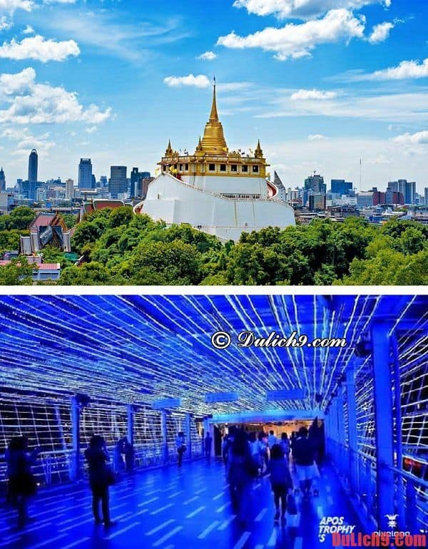 Lịch trình 4 ngày du lịch Thái Lan dịp Tết - Du lịch Thái lan 4 ngày dịp tết nên đi đâu?