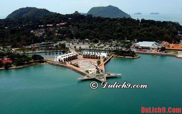 Lịch trình du lịch Langkawi Malaysia 3 ngày tết tự túc. Hướng dẫn tour du lịch Langkawi 3 ngày tết dương lịch