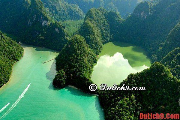 Địa điểm tham quan độc đáo nhất Langkawi, Malaysia. Hướng dẫn tour du lịch Langkawi 3 ngày tự túc, giá rẻ