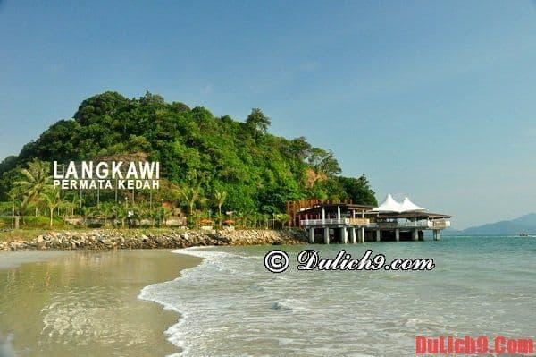 Gợi ý lịch trình du lịch bụi, tự túc khám phá Langkawi Malaysia trong 3 ngày Tết dương lịch. Hướng dẫn tour du lịch Langkawi Malaysia 3 ngày giá rẻ