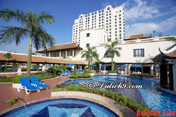 Nên đặt phòng khách sạn ở quận nào Hà Nội: Du lịch Hà Nội nên chọn khách sạn ở quận nào