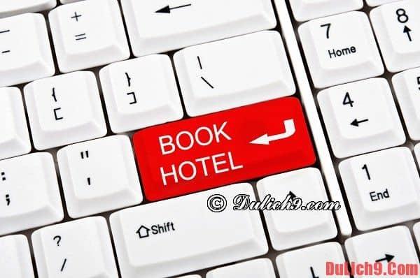 Nên đặt phòng khách sạn qua Booking.com hay Agoda.com?