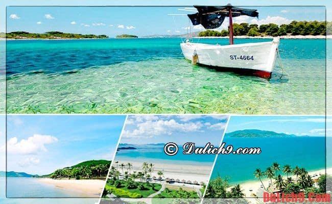 Nên du lịch Đà Nẵng hay Nha Trang?