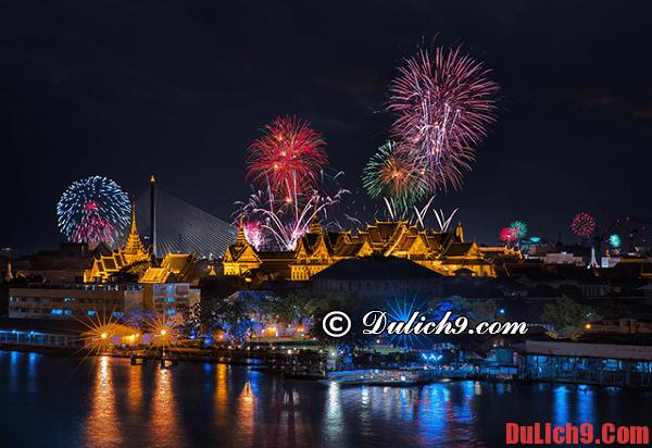 Một số thành phố đón năm mới lý tưởng nhất Đông Nam Á