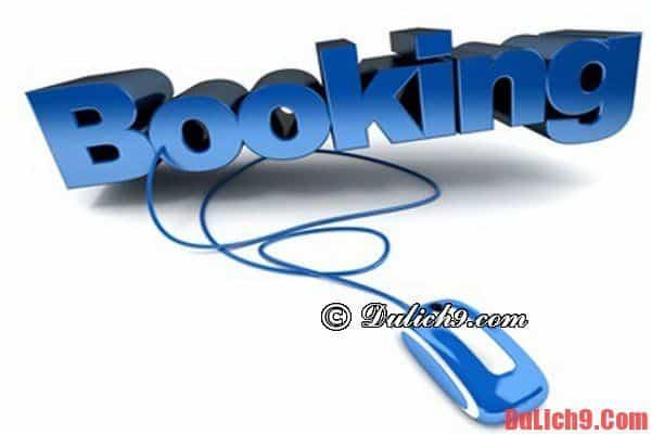 Đặt phòng khách sạn du lịch Tết giá rẻ