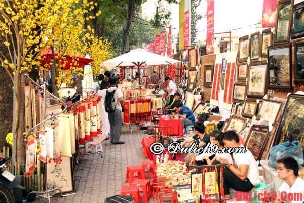 Địa điểm chụp ảnh Tết đẹp nhất ở Sài Gòn