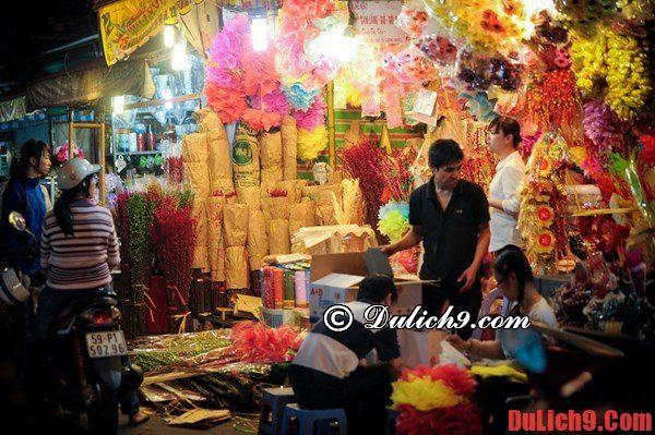 Địa điểm chụp ảnh Tết đẹp nhất ở Sài Gòn. Du lịch Sài Gòn chụp ảnh tết ở đâu?
