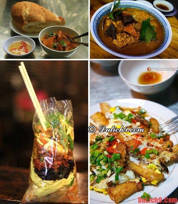 Ăn gì khi du lịch Sài Gòn dịp lễ Tết?