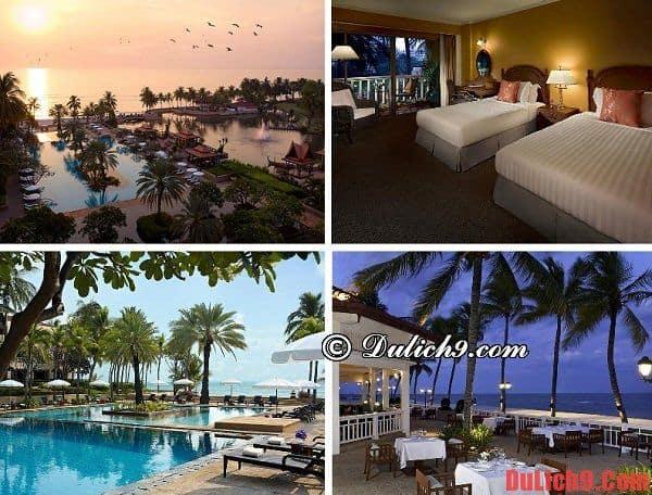Thuê khách sạn ở Hua Hin. Kinh nghiệm du lịch Hua Hin giá rẻ. Du lịch Hua Hin nên ở khách sạn nào?