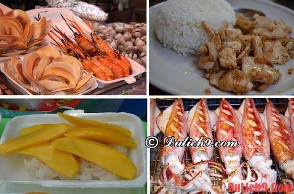 Ăn gì ngon khi du lịch Hua Hin?