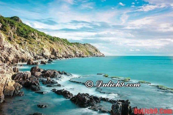 Du lịch Vịnh Vĩnh Hy dịp nghỉ Tết. Kinh nghiệm du lịch tết 9 ngày tự túc
