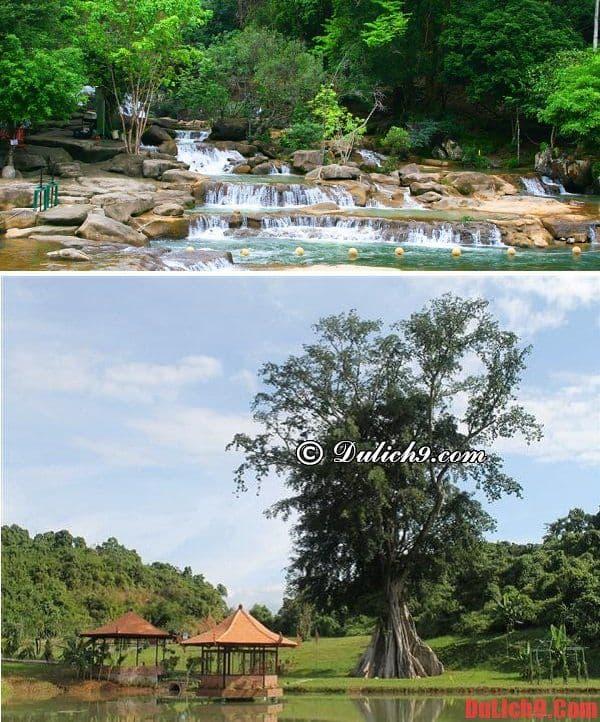 Du lịch Tết khám phá thác Yang Bay - Gợi ý lịch trình du lịch tết 9 ngày tự túc