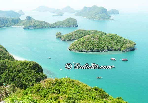 Địa điểm tham quan khi du lịch Hua Hin/ Đi đâu chơi tại Hun Hin? Kinh nghiệm du lịch Hua Hin