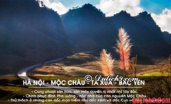 Cung đường phượt đẹp nhất Việt Nam. Những cung đường phượt nổi tiếng ở Việt Nam