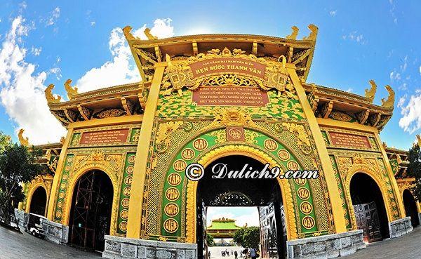 Kinh nghiệm du lịch Đại Nam Văn Hiến