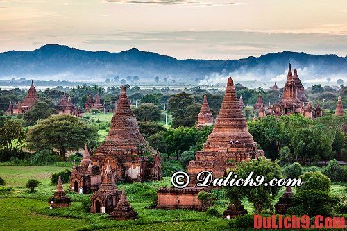 Du lịch bụi Myanmar 6 ngày 5 đêm - Kinh nghiệm du lịch Myanmar 6 ngày tự túc, giá rẻ