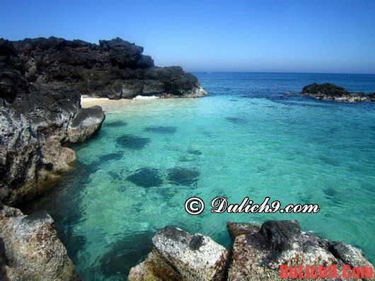 Lý Sơn - Điểm du lịch biển hút khách nhất miền Trung