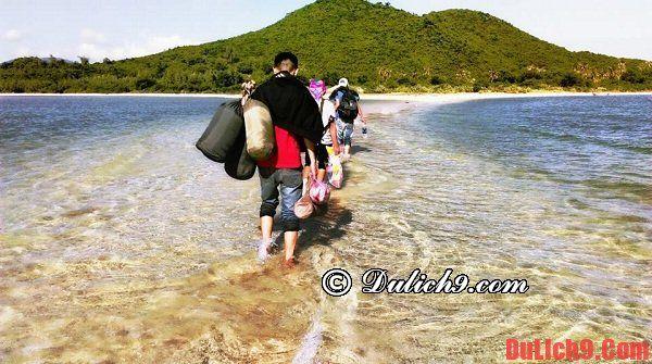 Điệp Sơn - Một trong những hòn đảo nhất định phải đến khi du lịch miền Trung 3 ngày nghỉ giỗ Tổ Hùng Vương