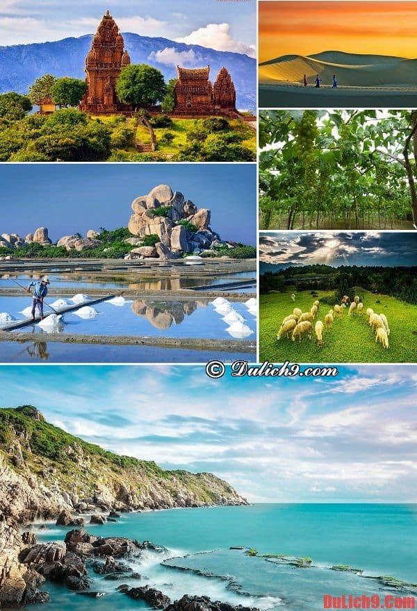 Ninh Thuận - 3 ngày nghỉ giỗ Tổ Hùng Vương, 30/4 và 1/5 nên du lịch ở đâu miền Trung