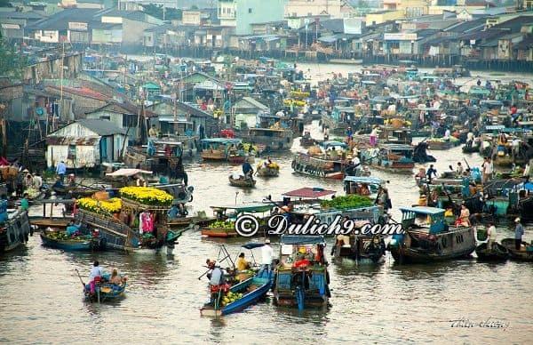 Du lịch Tiền Giang có gì hay/ Địa điểm tham quan nổi tiếng ở Tiền Giang
