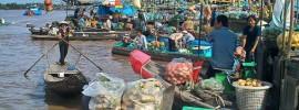 Hướng dẫn du lịch chợ nổi Cái Răng (Cần Thơ) đẹp và thú vị