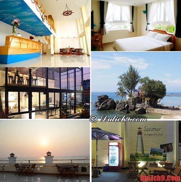 Những khách sạn 3 sao chất lượng, hiện đại, gần trung tâm thị trấn hút khách nên ở nhất khi du lịch Phú Quốc tự túc, tiết kiệm trong 3 ngày nghỉ giỗ Tổ Hùng Vương, 30/4 và 1/5