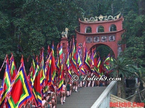 Kinh nghiệm du lịch Đền Hùng tự túc, giá rẻ. Hướng dẫn lịch trình tham quan, vui chơi khi du lịch Đền Hùng